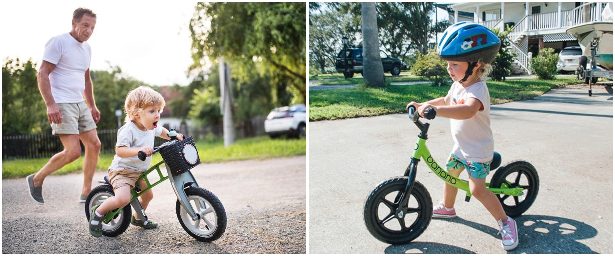 Harga sepeda anak tanpa pedal, lengkap dengan jenis & manfaatnya