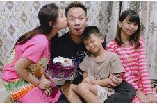 Sebelum ditahan, Vicky Prasetyo kirim pesan menyentuh untuk anak