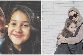 10 Kedekatan Laudya Cynthia Bella & Sandrinna, bak ibu kandung