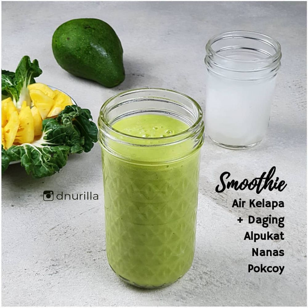Resep aneka smoothies © 2020 brilio.net