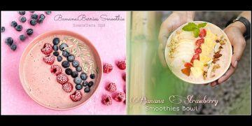 10 Resep aneka smoothies, enak, segar, dan menyehatkan