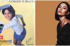 7 Potret Agnez Mo saat jadi bintang iklan jadul ini bikin nostalgia