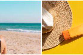 8 Kesalahan yang sering dilakukan saat menggunakan sunblock