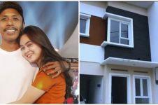 10 Potret rumah baru Mas Pur Tukang Ojek Pengkolan, luas dan asri