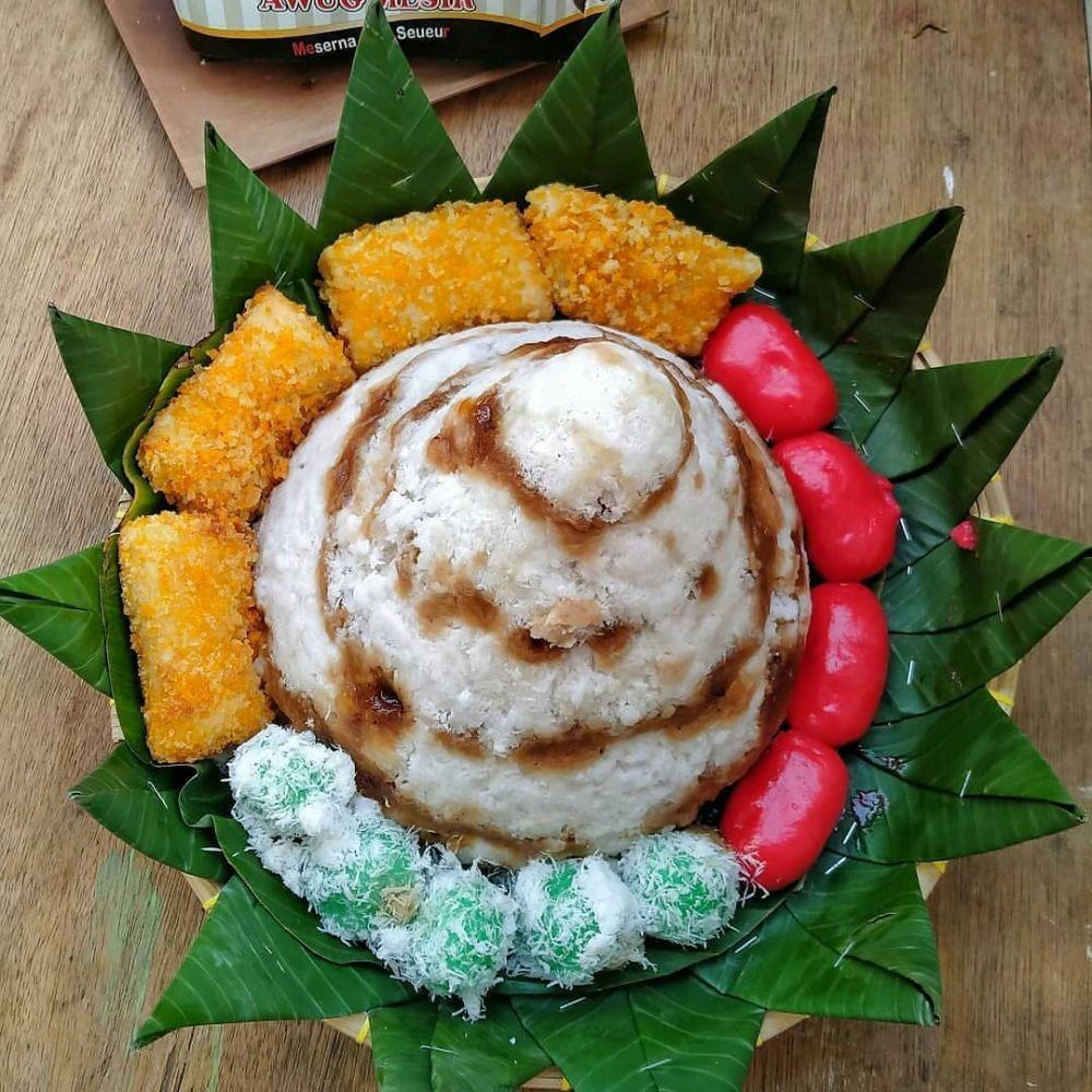 Resep makanan Bandung instagram