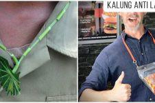 10 Potret kalung ala netizen Indonesia, nyelenehnya bikin nyengir