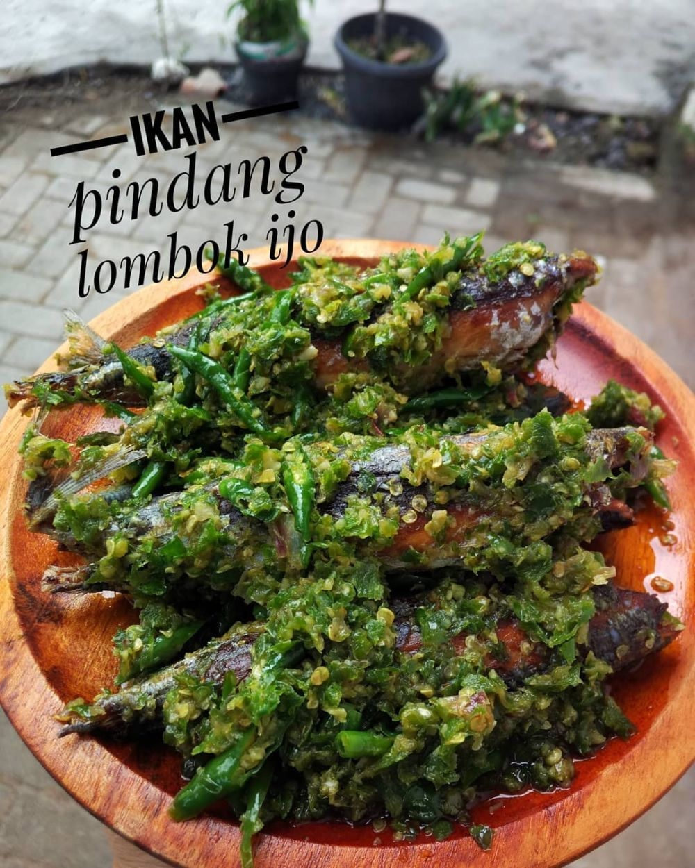 resep lombok ijo © 2020 brilio.net Instagram/@palakafarms ; Instagram/@iindapur