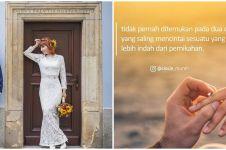 103 Kata-kata mutiara pernikahan, romantis, penuh makna, & inspiratif