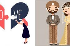 Cara mengetahui kecocokan jodoh dengan pasangan berdasar weton Jawa