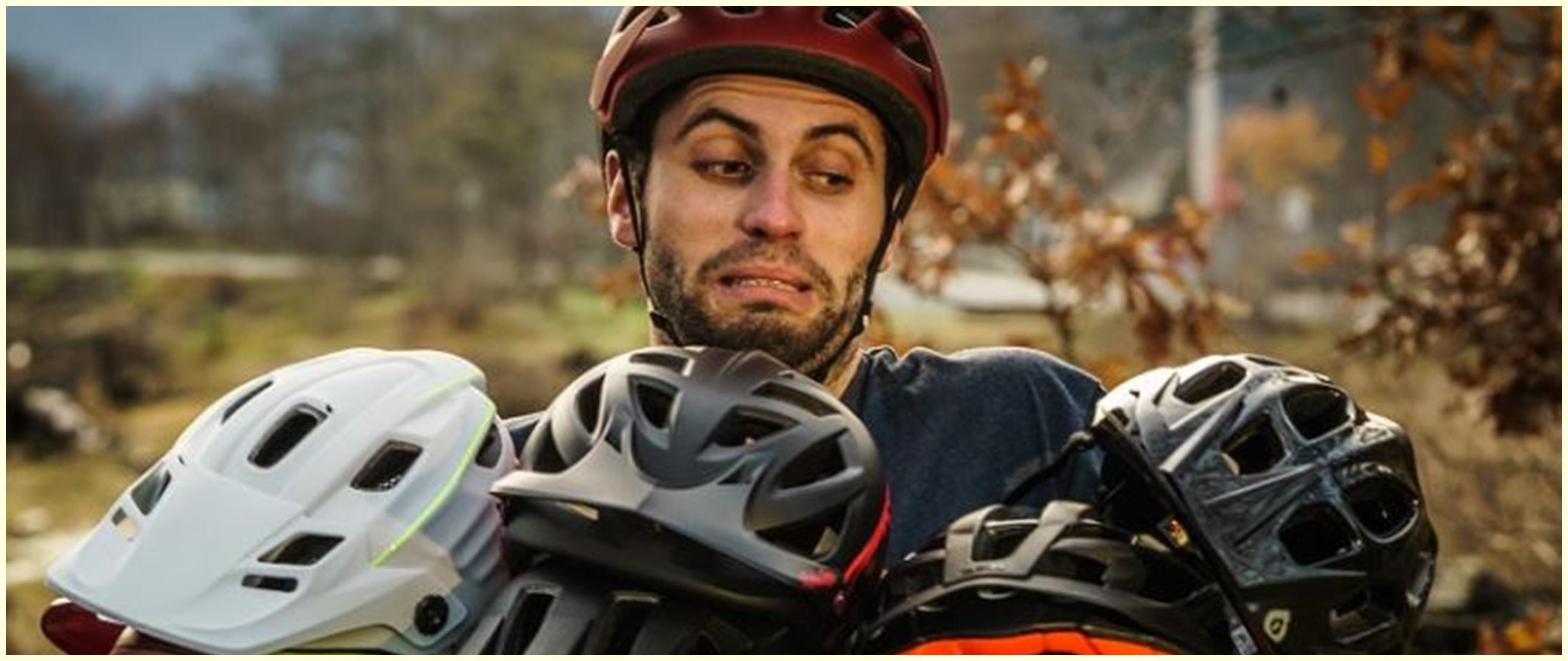 Model, harga, dan cara memilih helm sepeda MTB bagi pemula