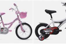 Harga sepeda anak Polygon di bawah Rp 1,5 juta, cocok untuk belajar