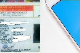 Selain Dita Leni Ravia, nama cowok di SIM ini juga unik banget