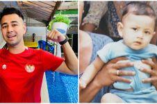 5 Potret masa kecil Raffi Ahmad, mirip Zayn anak Syahnaz