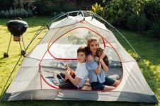 10 Ide berkemah di halaman rumah yang menyenangkan