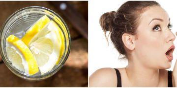 6 Manfaat minum lemon pada pagi hari, mengatasi bau mulut