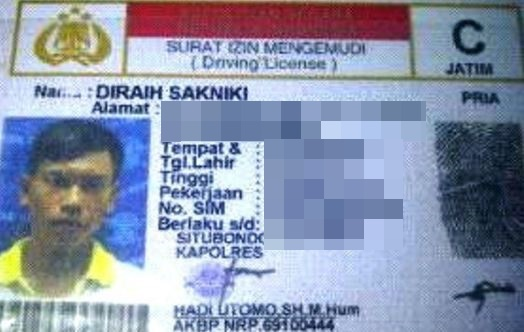 nama SIM unik berbagai sumber