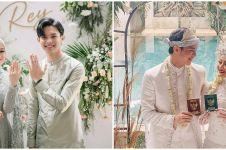 Resmi nikah, Dinda Hauw kenang ajakan taaruf Rey Mbayang