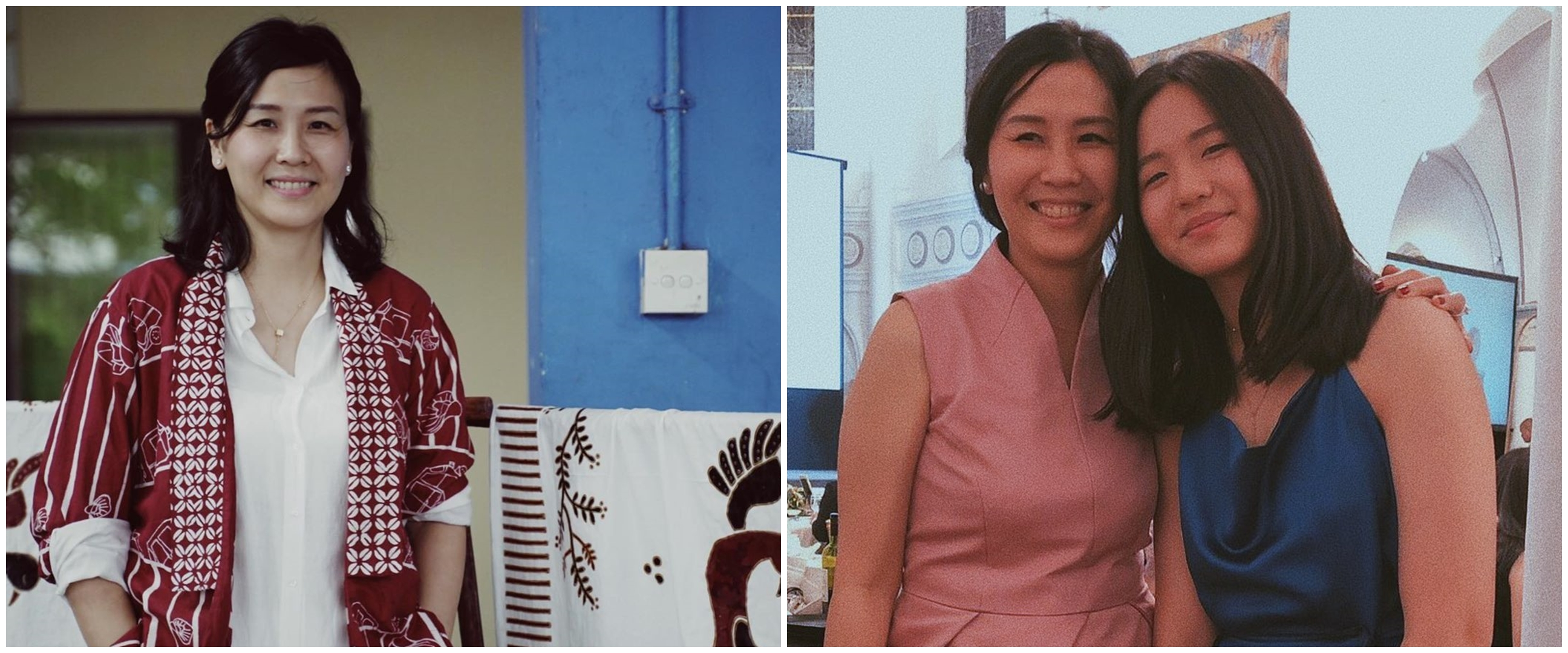 7 Potret Veronica Tan bareng sang putri, disebut bak kakak-adik