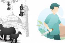Keutamaan berqurban saat Hari Raya Idul Adha bagi seorang Muslim