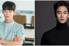 10 Transfrormasi Kim Soo-hyun dari kecil sampai aktor termahal Korea
