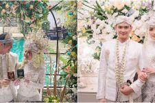 10 Pasangan seleb menikah tanpa pacaran, terbaru Dinda Hauw