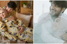7 Gaya pemotretan maternity Irish Bella dalam berbagai tema