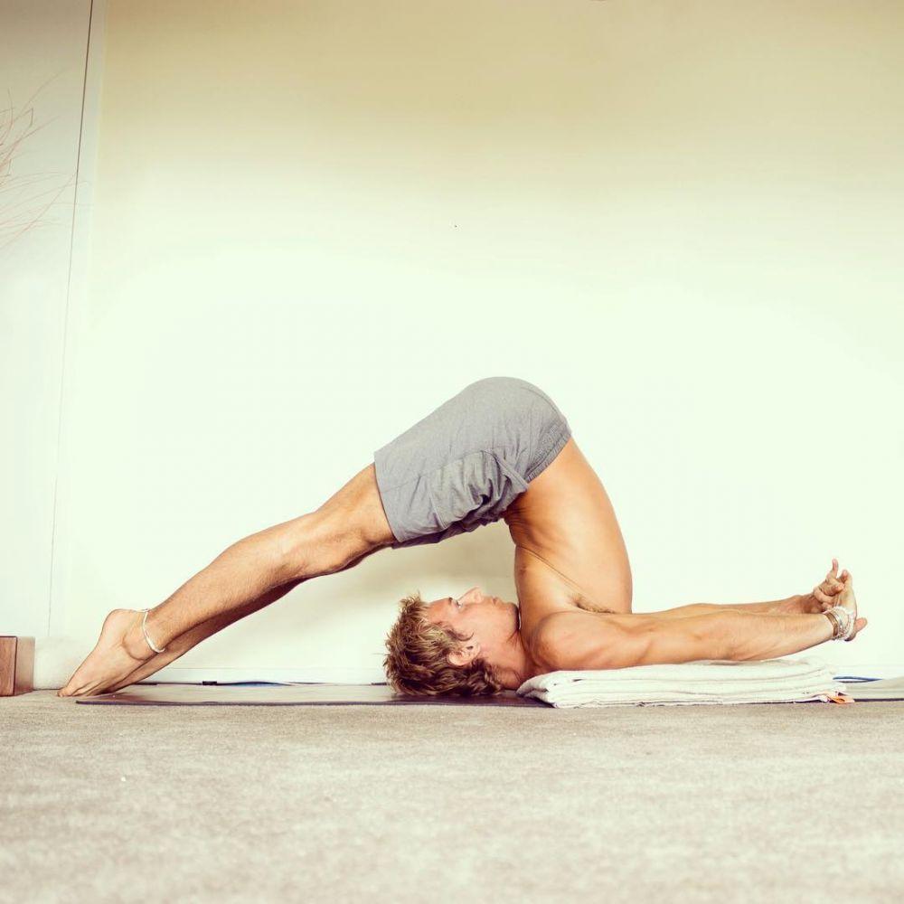 Yoga asana © 2020 brilio.net