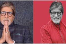 4 Fakta aktor Bollywood Amitabh Bachchan positif Covid-19