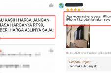 10 Komentar lucu pembeli online shop 'nggak tahu diuntung', kocak