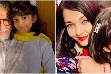 5 Fakta Aishwarya Rai dan cucu Amitabh Bachchan positif corona