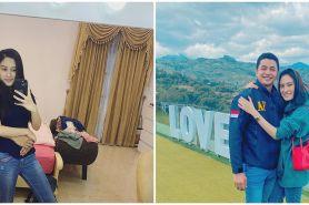 5 Momen bahagia Angbeen Rishi umumkan kehamilan, unggah foto USG