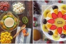 13 Cara membuat salad buah untuk dijual, sehat dan praktis