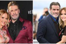 Kelly Preston meninggal, John Travolta ungkap perjuangan sang istri