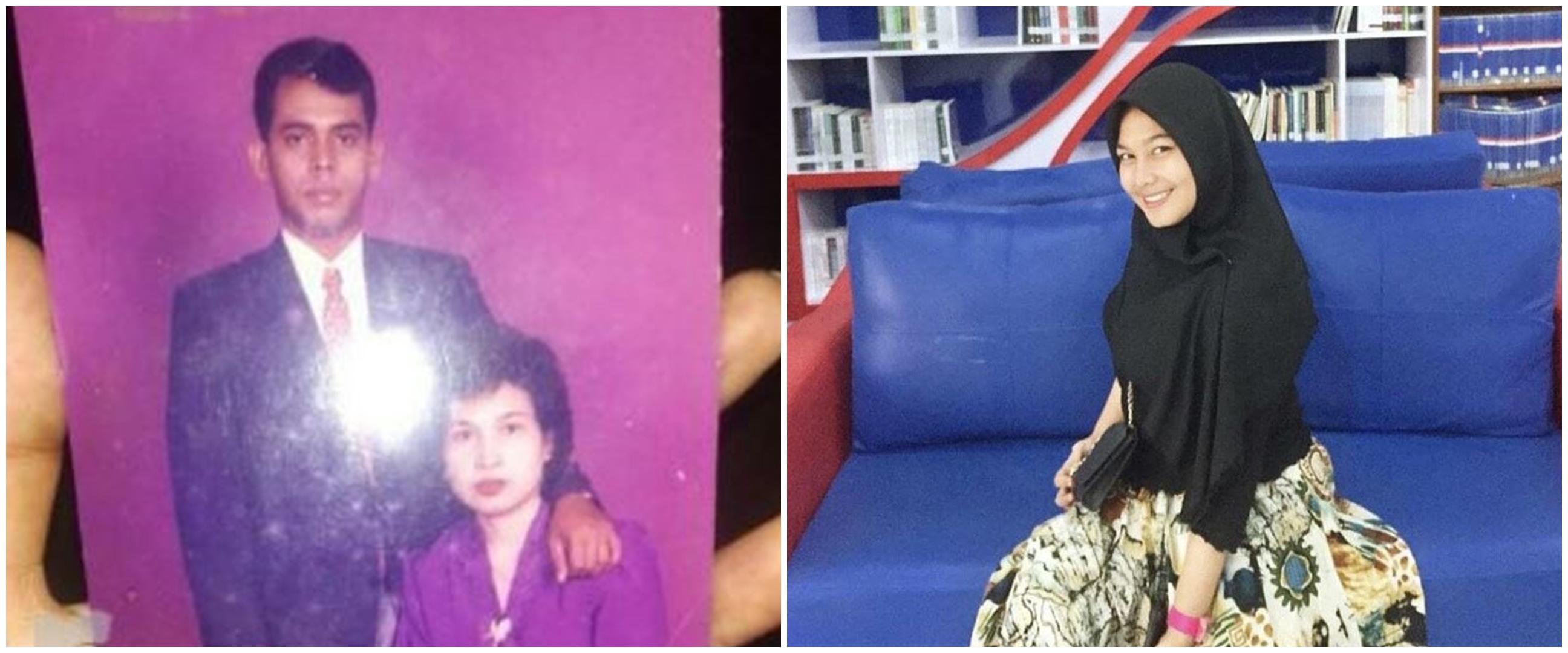 19 Tahun pisah karena tsunami, gadis ini temukan ayahnya lewat medsos
