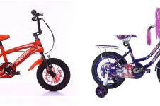 Daftar harga sepeda anak berbagai merk di bawah Rp 1,5 juta