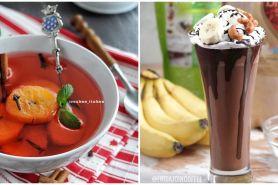 10 Resep minuman dari pisang, lezat, segar, dan sehat