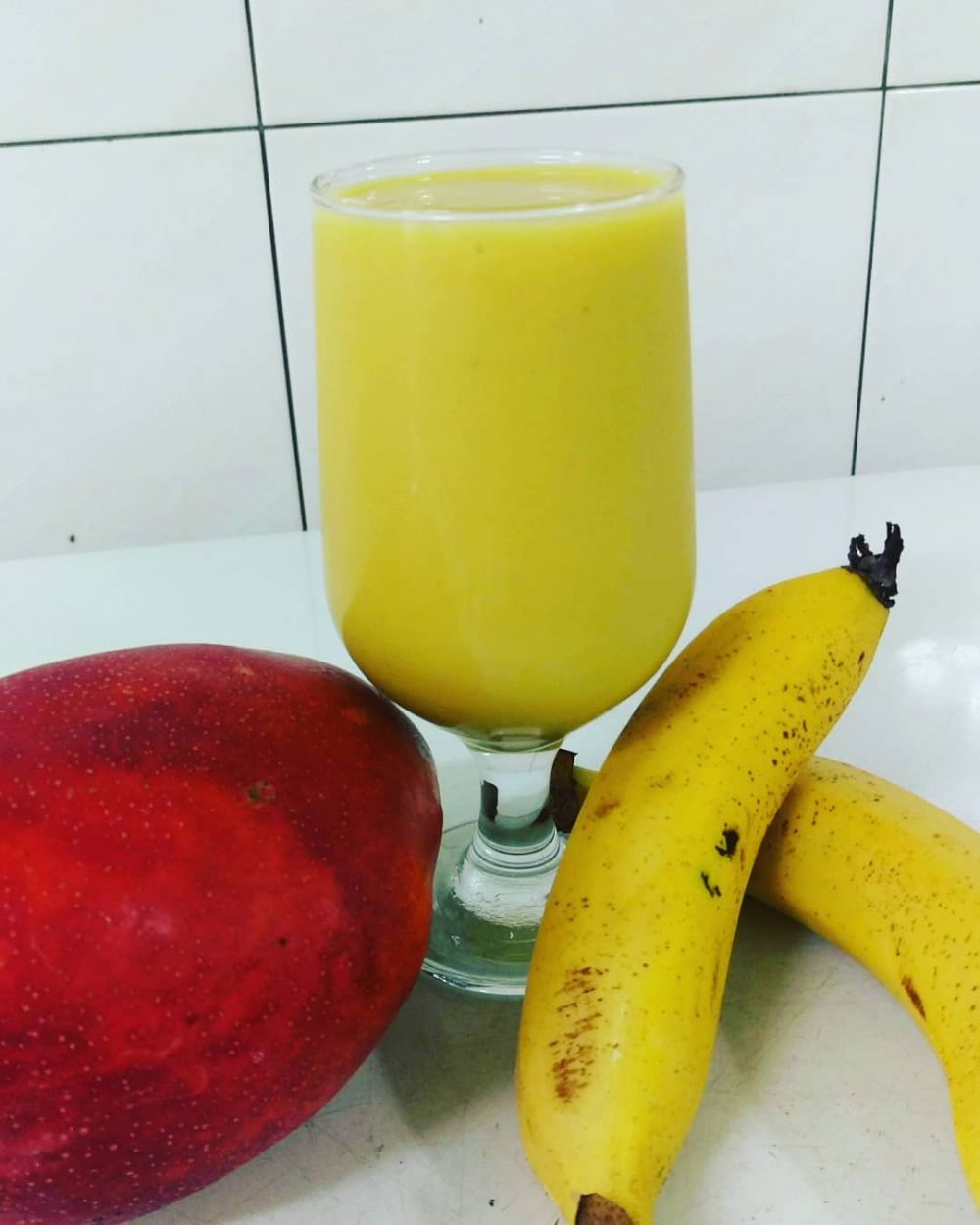 minuman pisang instagram