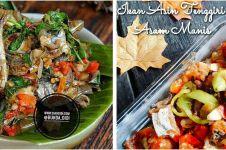10 Resep aneka olahan ikan asin, sedap dan enak