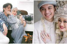 6 Potret mahar & suvenir pernikahan Dinda Hauw, sederhana