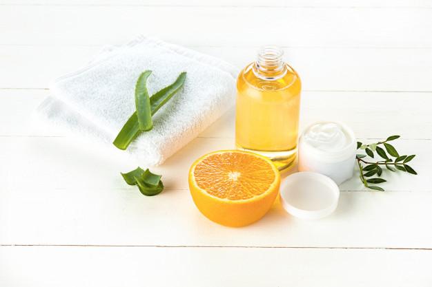 lemon untuk wajah freepik