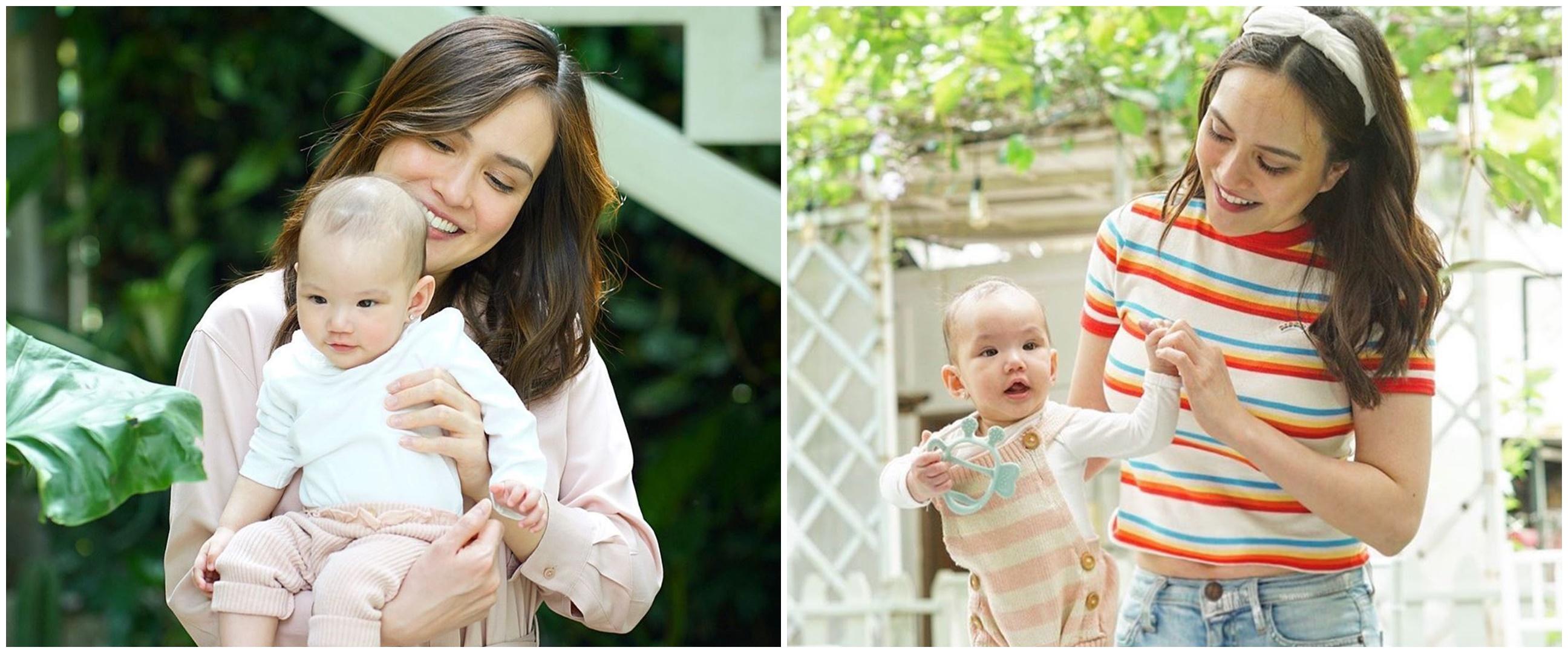 5 Momen MPASI anak Shandy Aulia, mulai dari usia 4 bulan