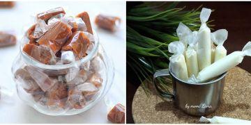 8 Resep dan cara membuat permen aneka rasa, sehat, enak dan praktis