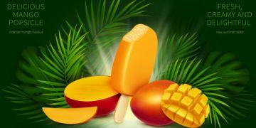 10 Manfaat mengonsumsi mangga muda untuk kesehatan