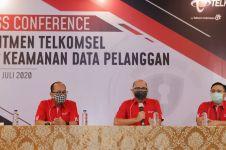 Begini respons tegas Telkomsel terkait illegal access data pelanggan