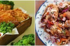 8 Resep olahan kulit ayam paling enak dan mudah dibuat