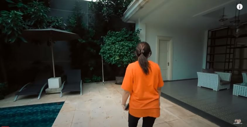 penampakan calon rumah ashanty dan anang youtube