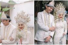 9 Gaya post-wedding Dinda Hauw & Rey Mbayang, simpel tapi elegan