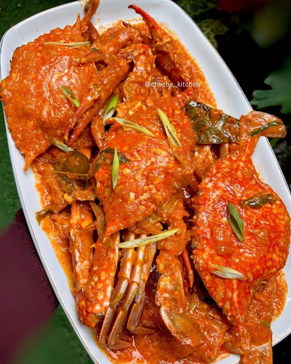 Resep olahan kepiting © 2020 brilio.net