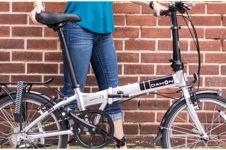 Harga sepeda lipat di bawah Rp 3 juta, lengkap dengan spesifikasinya