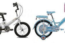 Harga sepeda anak Pacific di bawah Rp 1,5 juta, kokoh dan desain keren